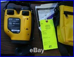ITT Night Mariner G3 NM-260 Generation 3 night vision binoculars manuals / case