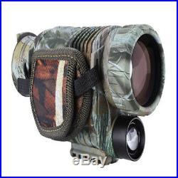 Infrared 5X40 IR Dark Night Vision Monocular Binoculars Telescopes Hunting Y5N5