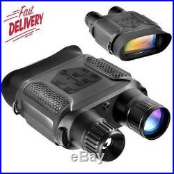 Infrared Binoculars Night Vision, Bestguarder 7X31 Waterproof Ir Digital Telesco