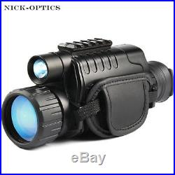 Infrared Digital MonoScope with Night Vision and built-in Camera for Photo Vi
