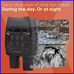 Infrared Night Vision 32GB Memory Card with High Sensitive Infrared Binoculars