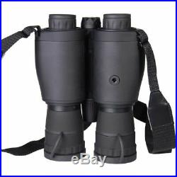 Infrared Night Vision Binocular Tactical Scout Full Darkness 5X Zoom Rifle Scope