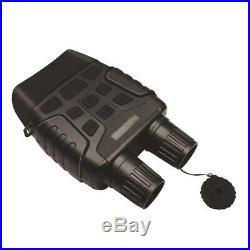 Infrared Night Vision Binoculars Portable Digital HD IR Camera 0.3M Recording