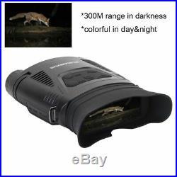 Infrared Night Vision Binoculars Telescope 7X21 Digital 0Hunting Goggles Optical