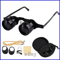 b3832ac33f JF 10x34 Eyeglasses Optical Fishing Ultralight Binoculars Telescope Night  Vision