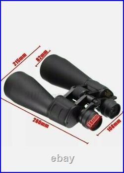 Jumbo 20x180x100 70mm Tube Zoom Binoculars Night Vision Optical blue Lens Sakura