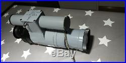 Monocular vision nocturna. Night vision war Ship. CIDA(CENTRO I+D ARMADA)