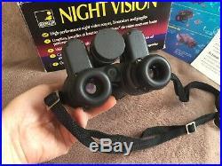 Moonlight Night Vision Russian Binoculars Rare MPN 40K