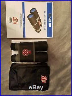 NEW ATN BinoX HD Day/Night Vision Binoculars 4-16x Smart HD Optics