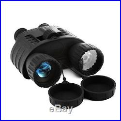 NEW BESTGUARDER Black 4x50mm 5MP HD Digital Night Vision Binoculars Boxed