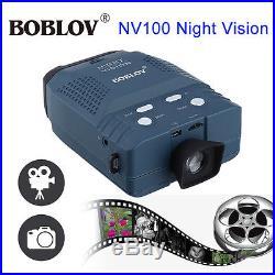 NV100 Digital Night Vision Monocular LCD-Screen Handheld Camping Hiking Hunting