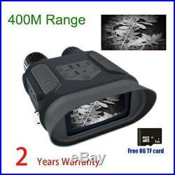 NV400B 7X31 Infared Digital Hunting Night Vision Binoculars 2.0 LCD military