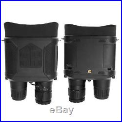 NV400B Digital Night Vision Infrared Binoculars IR Camera Outdoor Hunting Scope
