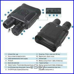 NV400B NV Binocular Hunting Scope HD Binocular Infrared Night IR Vision Gog N8M7