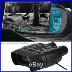 NV-3180 HD Binocular Telescope IR Infrared Night Vision for Camping Outdoor