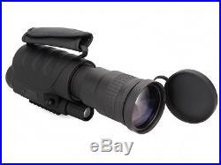 NV-760D+ Night Vision Monocular Hunting 700M 7x60 8GB DVR Telescopes Waterproof