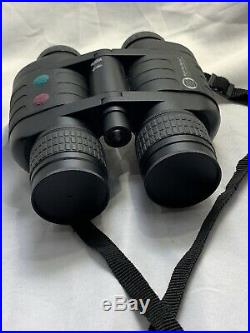 Night Owl Night Vision Binoculars With Infrared Beam Model NOCB4. With Case