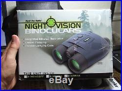 Night Owl Pro Nexgen Night Vision IR Goggles Binoculars (5x) 5X50mm 5X50