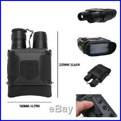 Night Vision Binocular High Definition Magnification Infrared Digital Scope E1G7