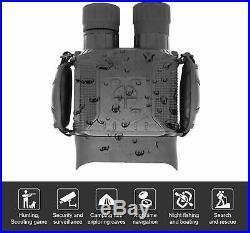 Night Vision Binoculars HD Digital Infrared Hunting Binocular Scope IR CAMERA UK