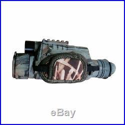 Night Vision Cam Monocular 200M full darkness IR Surveillance Gen Binoculars