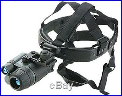 Night Vision Infrared Scope Monocular YUKON NVMT 1x24 + Head Mount Kit