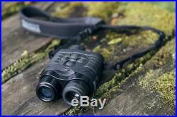 Night vision binocular YUKON signal N 320 RT Wi-Fi live Stream iOS android NEW