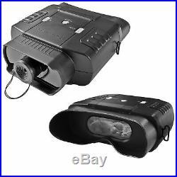 Nightfox 100V Night Vision Monocular Binoculars Digital Infrared IR 3x20