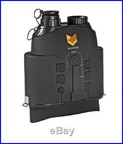 Nightfox 110R Widescreen Night Vision Binocular Digital Infrared 165yd Range