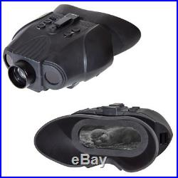 Nightfox 120R Night Vision Monocular Binoculars Goggles Infrared IR 3x20
