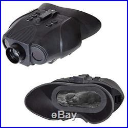 Nightfox 120R Widescreen Rechargeable Recording Digital Infrared Night Vision Go