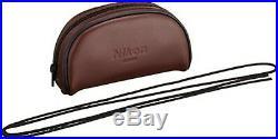 Nikon Binoculars Binocle Micron 6x15 Porro Prism M6X15 Mid-Size JAPAN