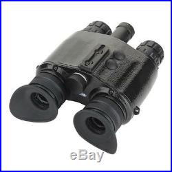 Outdoor Hunting Scouting IR Infrared Night Vision Headband Binoculars Telescope