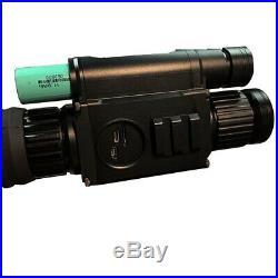 PARD NV008 200M Range Night Riflescope 11-21mm Opstics Picatiny Night Vision