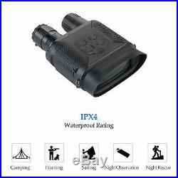 Pinty 7 x 31 Night Vision Binoculars Digital Infrared Night Vision Scope, 640 x