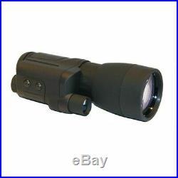 Professional Monocular Infrared Telescope Full Dark IR 5X60 Night Vision Scope