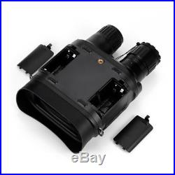 Professional Night Vision Binocular 640x480p HD IR Photo Camera 400m/1300ft