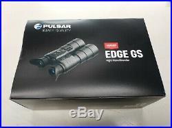 Pulsar 2.7x50 Gen-1 Edge GS Night Vision Binoculars NEW SEALED 75096