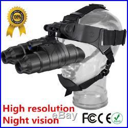Pulsar Edge GS 1x20 NV Goggles Infrared Hunting Night Vision Binocular 1+PL75095