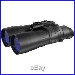 Pulsar Edge GS 2.7x50 Night Vision Tactical Hunting Binoculars Binos with Rail NEW