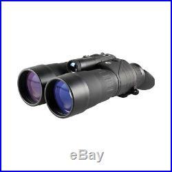 Pulsar Edge Gs 2.7x50 L Gen Super Cf-super Unisex Night Vision Binocular Black