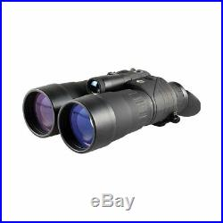Pulsar Edge Gs 3.5x50 L Gen Super Cf-super Unisex Night Vision Binocular Black