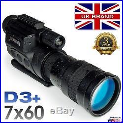 Rongland NV760D3+ Professional Digital Night Vision Monocular 3 Year Warranty