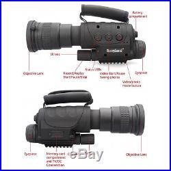 Rongland NV-760D Night Vision Monocular 7x Zoom 1000m Detection Range