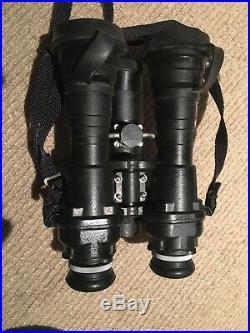 Russian BN2 Night Vision Binoculars