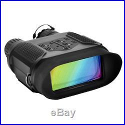 SOLOMARK Night Vision Binoculars Hunting Binoculars-Digital Infrared Night Visi