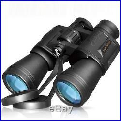 SUNCORE Binocular Telescope 20X50 Large Eyepiece HD Non-IR Night Vision