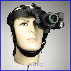 Sightmark Ghost Hunter Monocular Night Vision Goggle IP4 Waterproof Uwwj