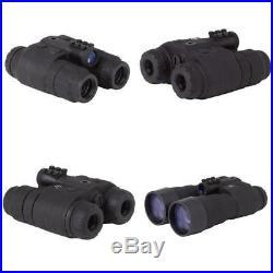 Sightmark Sm15071 Ghost Hunter Night Vision, 2 X 24 Binocular