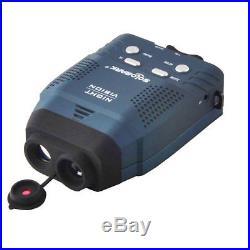 Solomark Night Vision Monocular, Blue-infrared Illuminator